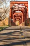 Brücke Boise-Idaho Stockfotografie