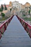 Brücke in Cuenca Lizenzfreie Stockfotos