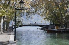 Brücke der Liebe Lizenzfreies Stockbild