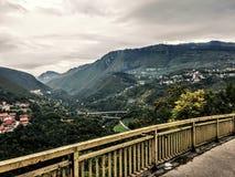Brücke der Liebe Stockfoto