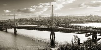 Brücke in der Türkei Lizenzfreie Stockbilder