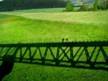 Brücke der Versöhnung Stockfotografie