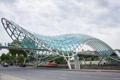 Brücke des Friedens Stockbild