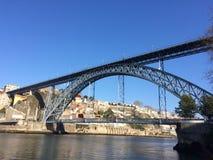 Brücke Dom-Luis Stockfoto