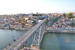 Brücke Dom-Luis Stockfotografie