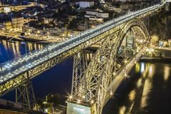 Brücke Dom-Luis Lizenzfreies Stockbild