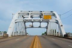 Brücke Edmund-Pettus lizenzfreie stockfotos