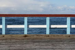 Brücke - ein Sonderkommando lizenzfreie stockbilder