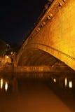 Brücke Galaktion Tabidze in Tiflis georgia Lizenzfreies Stockfoto