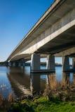 Brücke in Holland stockbilder