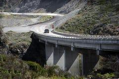 Brücke hwy  Lizenzfreie Stockbilder