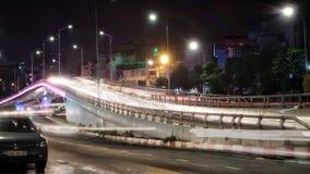 Brücke im Licht Lizenzfreies Stockbild