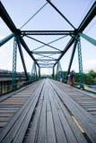 Brücke im pai am 16. Dezember 2015: Stockfotos