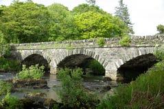 Brücke in Irland Stockfotos