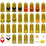 Brücke-Italiener-Armee Stockfotos