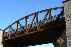 Brücke Mesa Arizona Lizenzfreie Stockfotos