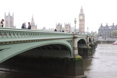 Brücke nach London Stockfotos