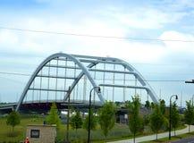 Brücke in Nashville Tennessee USA Stockbilder