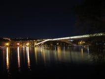 Brücke Pedro e Inês Stockfoto