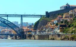 Brücke in Porto, Portugal Lizenzfreies Stockfoto