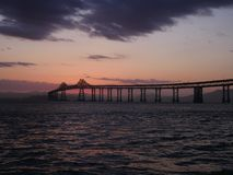 Brücke Richmond-San Rafael Lizenzfreie Stockbilder