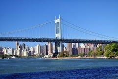 Brücke Robert-F. Kennedy Lizenzfreie Stockfotografie