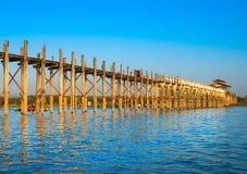 Brücke U-Bein Lizenzfreie Stockbilder
