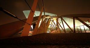 Brücke und das NEMO Lizenzfreies Stockfoto