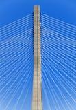 Brücke Vasco-De Gamma Lizenzfreies Stockfoto