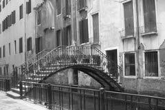 Brücke Venedig Lizenzfreies Stockbild