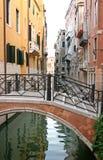 Brücke in Venedig   Stockfotografie