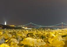 Brücke vom 25 Lizenzfreies Stockfoto