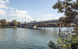 Brücke von Avignon Stockfoto