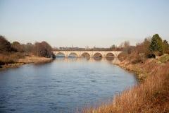 Brücke von Dee Lizenzfreie Stockfotografie