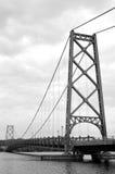 Brücke von Großartigem-mère, Kanada. Stockfotografie