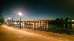 Brücke von Koblenz Stockbild