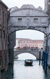 Brücke von Seufzern Stockbilder
