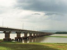 Brücke von Tsuda Stockbild