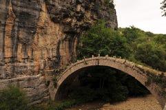 Brücke zu nirgendwo? Lizenzfreie Stockbilder