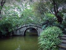 Brücke zur Ruhe Stockfotos