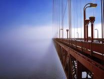 Brücke zur Unbegrenztheit lizenzfreies stockbild