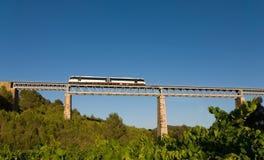 Brückenüberfahrt Stockfotos
