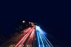 Brücken-Lichter Lizenzfreie Stockfotos