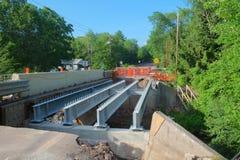 Brücken-Reparatur stockfotos