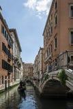 Brücken von Venedig Stockfotos
