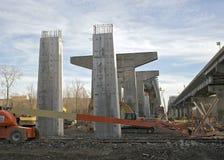 Brückenbau Lizenzfreies Stockbild