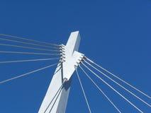 Brückenkopf stockbild