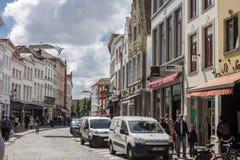 Brügge Belgien Stockfotografie