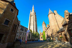Brügge, Belgien Lizenzfreie Stockfotografie