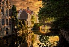 Brügge, Belgien Lizenzfreie Stockbilder